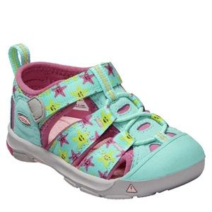 KEEN Toddler Girl Starfish Sandals Shoes